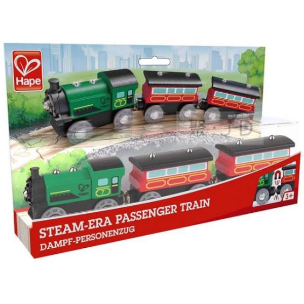 2021新貨 SF00834 蒸氣客運列車組