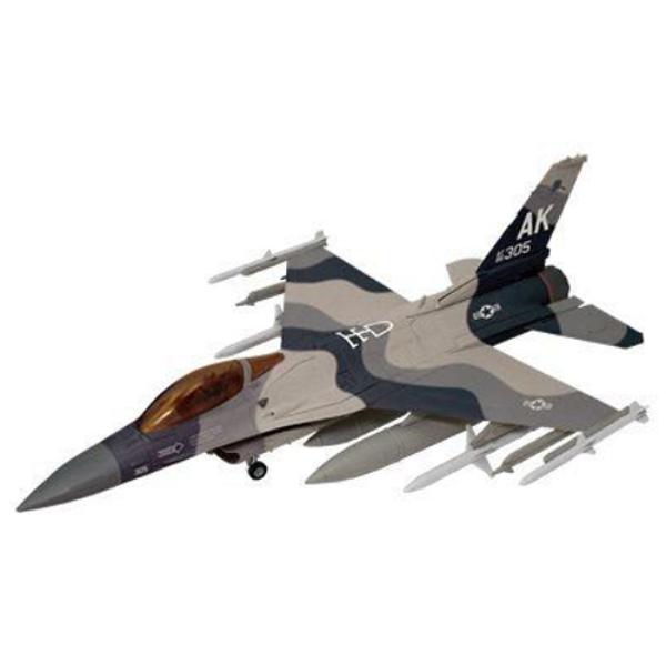 【4D MASTER】26124 立體拼組模型戰鬥機系列-F-16C ARCTIC BANDIT CUTAWAY 1:48 MODEL