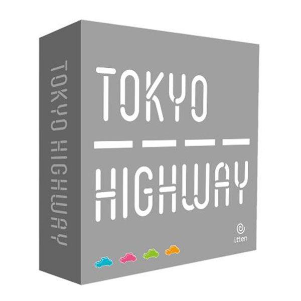 【樂桌遊】東京高速公路 (繁中版)