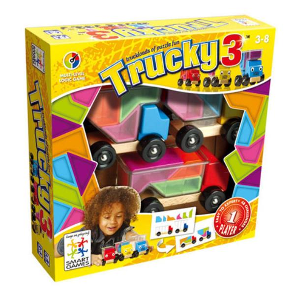 SMART 卡車益智裝裝樂