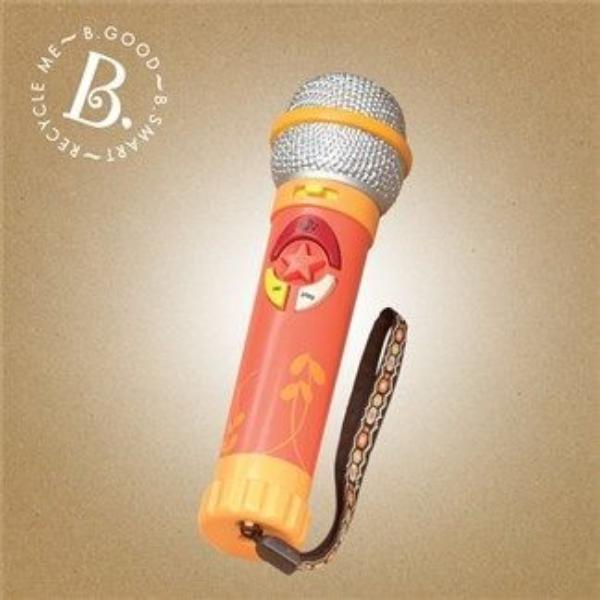 【美國 B.Toys 感統玩具】卡拉 OK 麥克風