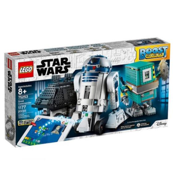 【LEGO 樂高積木】星際大戰Star Wars系列-機器人指揮官 Droid Commander(1177pcs)
