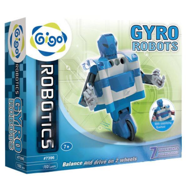 【智高 GIGO】陀螺儀機器人 #7396-CN