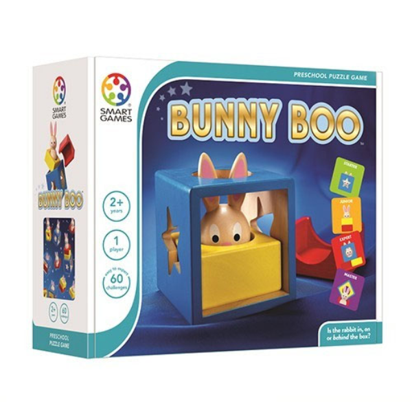 SMART 兔寶寶魔術箱