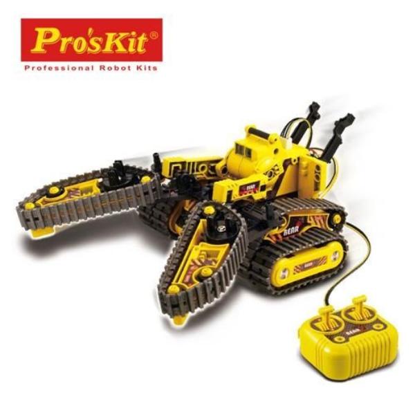 【寶工 ProsKit 科學玩具】3合1變形坦克GE-536N