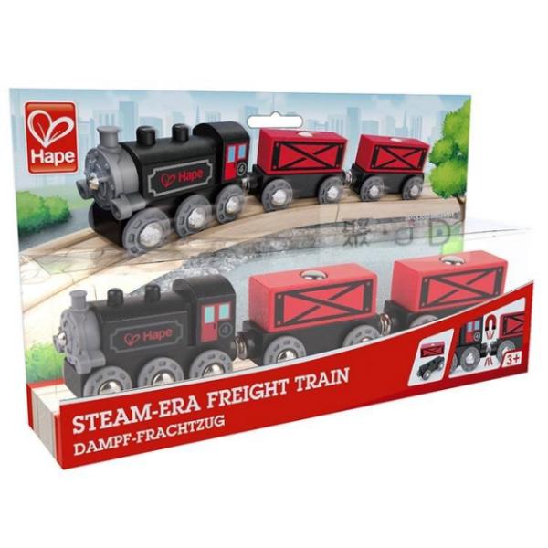 2021新貨 SF00833 蒸氣貨運列車組